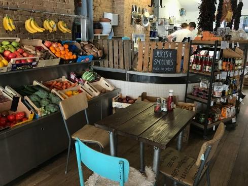 Ihana Brompton Food Market.